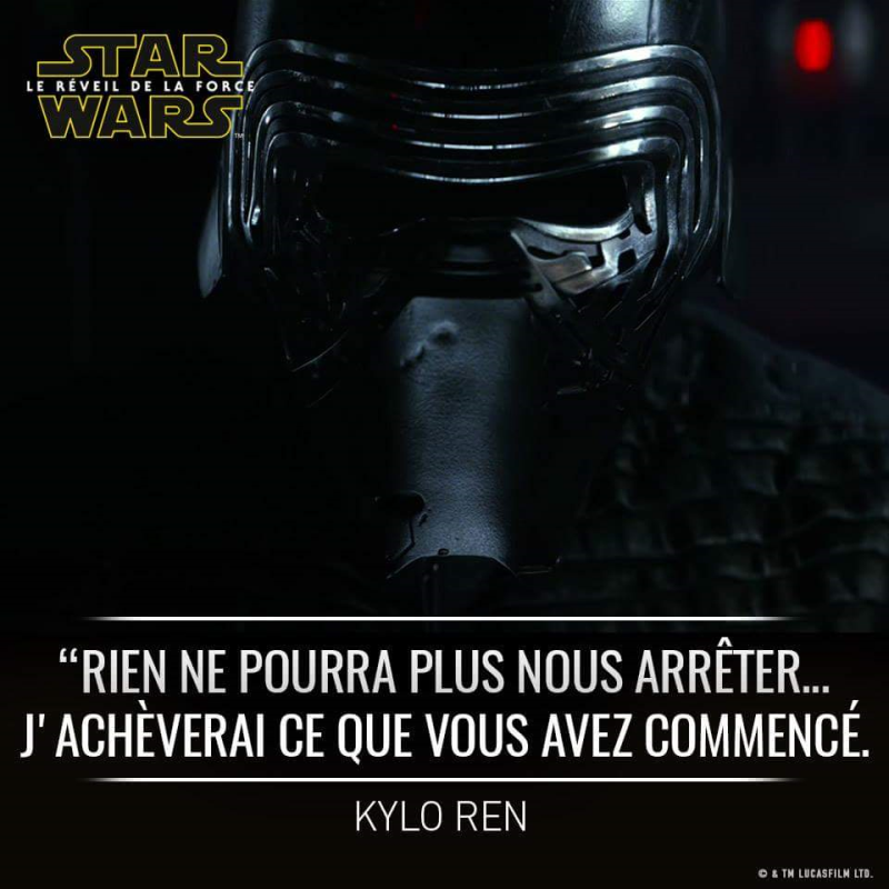 Star Wars, épisode 7 - 16 décembre 2015 (LucasFilm) - Page 13 12573824_893582487427746_6084362946086242446_n