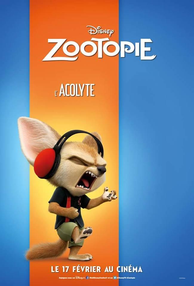 Zootopia  (Walt Disney Animation Studios)  17 Février 2016  - Page 2 12647473_10156498594720615_7240256472226606236_n
