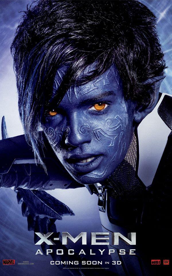 X-Men Apocalypse - 18 Mai 2016 (Marvel) - Page 2 12933105_1227662730597514_2157913589957236640_n