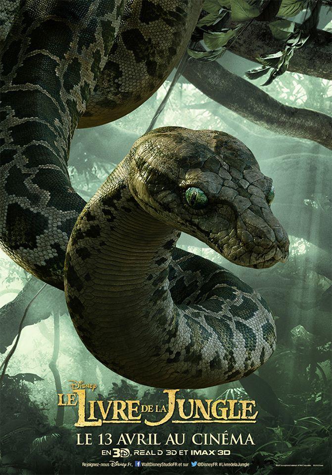 Le Livre de la jungle (Disney) le film sortie le 13 avril 2016 - Page 2 10264303_1154463381239829_2918407885848732021_n