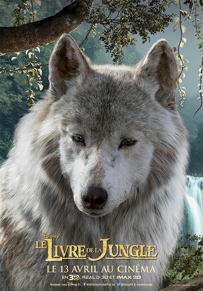 Le Livre de la jungle (Disney) le film sortie le 13 avril 2016 - Page 2 10363678_1154463501239817_5049873456713886309_n