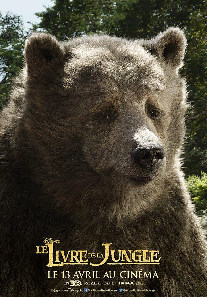 Le Livre de la jungle (Disney) le film sortie le 13 avril 2016 - Page 2 12039683_1154463374573163_674703069029034132_n