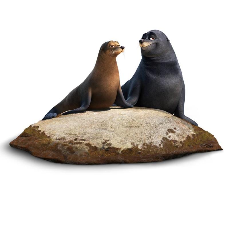 Le Monde de Dory (Disney/Pixar) repousser au 29 juin 2016 - Page 2 12321193_10154255591875695_122012636129146823_n