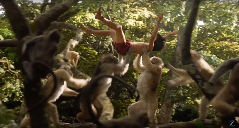 Le Livre de la jungle (Disney) le film sortie le 13 avril 2016 - Page 2 10987642_1057906744253129_5915198289665756312_o