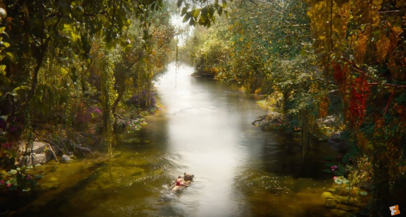 Le Livre de la jungle (Disney) le film sortie le 13 avril 2016 - Page 2 12888670_1057901717586965_3399692236430161786_o