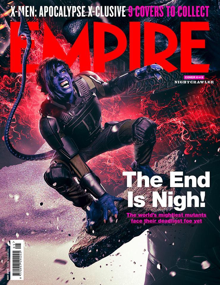 X-Men Apocalypse - 18 Mai 2016 (Marvel) 1001018_10154020612849723_2561471944171879575_n