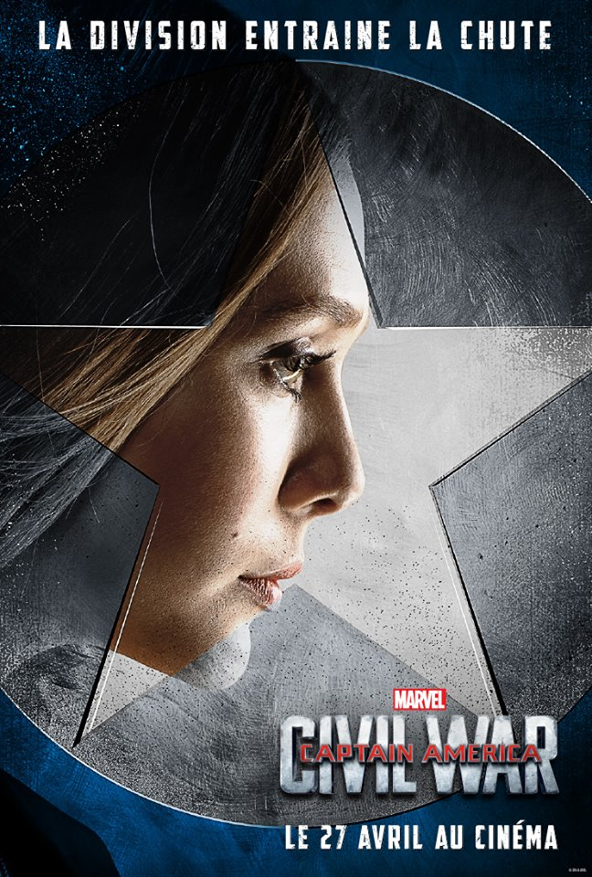 Captain America : Civil War - 27 avril 2016 [Marvel] - Page 2 12799297_1298193626891378_6594507025351522564_n