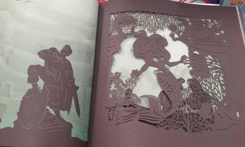 Les livres sur l'univers Disney ... et autres ....  - Page 3 12799093_10153993033874776_7320811332002514310_n