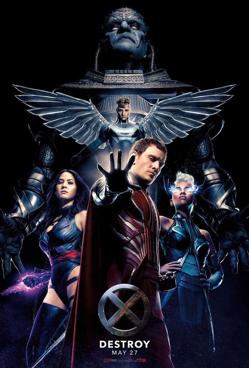 X-Men Apocalypse - 18 Mai 2016 (Marvel) 199353