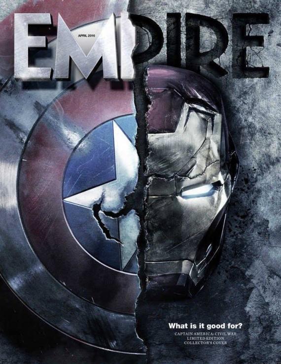Captain America : Civil War - 27 avril 2016 [Marvel] - Page 2 8_1_6_captain-america-civil-war-couverture-abonne-magazine-empire-avril-2016