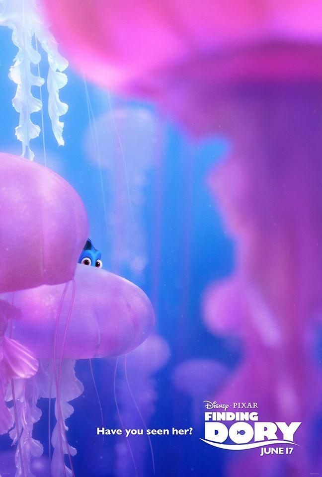Le Monde de Dory (Disney/Pixar) repousser au 29 juin 2016 - Page 2 12657990_1054920847882573_7000809836301830453_o