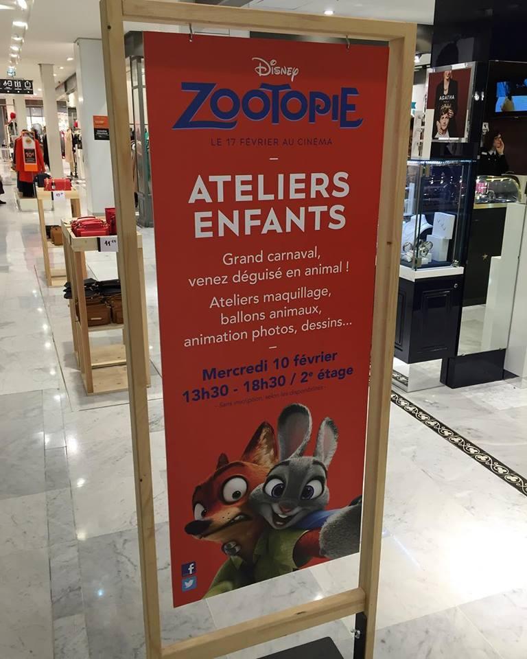 Zootopia  (Walt Disney Animation Studios)  17 Février 2016  - Page 2 12524215_10209343586326065_2165926349953973725_n