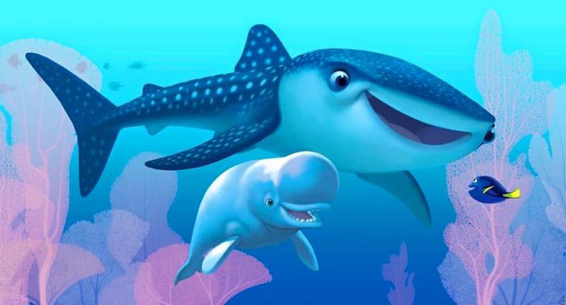 Le Monde de Dory (Disney/Pixar) repousser au 29 juin 2016 - Page 2 1918273_429151167274921_63638061209466563_n