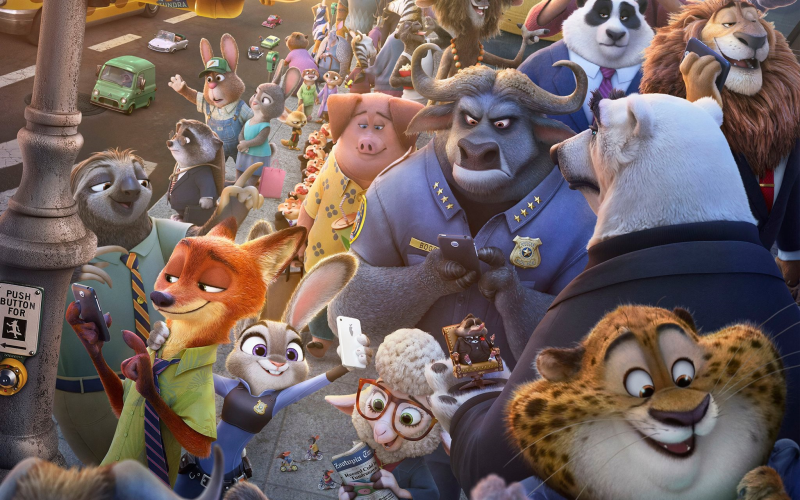 Zootopia  (Walt Disney Animation Studios)  17 Février 2016  - Page 2 12401681_10207077979019285_2013725007619137153_o