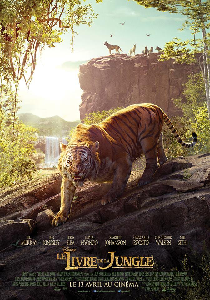 Le Livre de la jungle (Disney) le film sortie le 13 avril 2016 1917989_1267096803317175_5993448164225660151_n